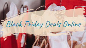 Black Friday Deals online