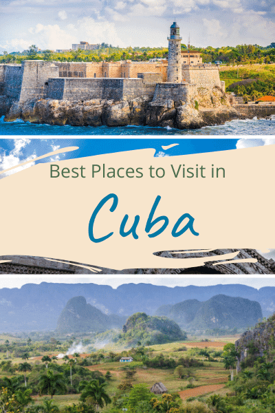 Cuba is a place where time seems to have stopped. The best places to visit in Cuba can be challenging to get to, but so worth the effort. #cuba #visitcuba #explorecuba