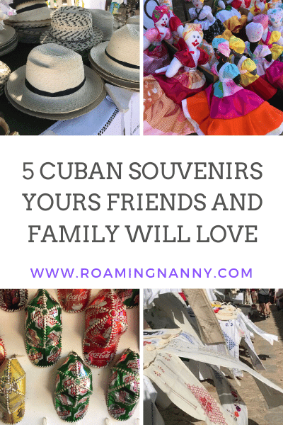 Looking to come home from your trip to Cuba with some souvenirs to wow your friends and family? I want to help you come home with the best Cuban souvenirs possible, so here are 5 authentic souvenirs you should bring home with you.
