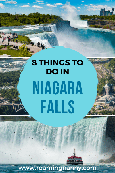 Niagara Falls New York is less developed than the Canadian side. Here are 8 of my favorite things to do in Niagara Falls, New York