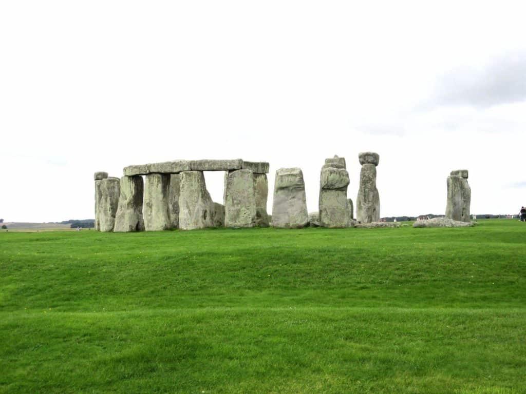 stonehenge - solo travel