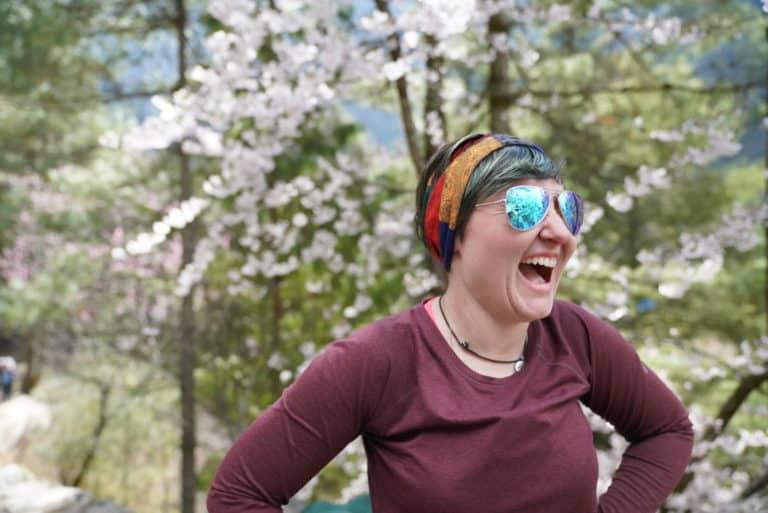 Retha the roaming nanny adventure travel blog