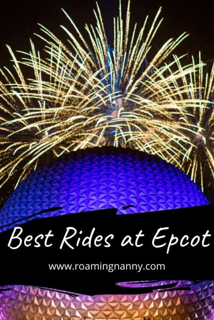 Epcot was Walt Disney's last project and while it isn't what he envisioned, it still has amazing attractions. Here are the best rides at Epcot! #disneyworld #wdw #epcot #rides