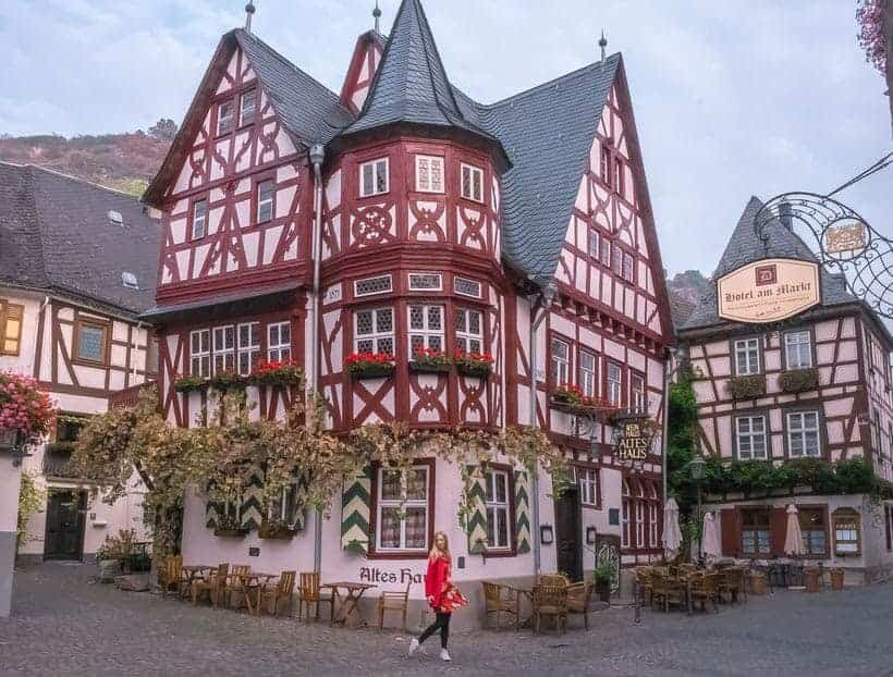 Small villages in Germany