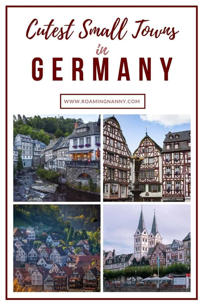 Located in the heart of Europe, Germany is one of the most beautiful countries in the world. It is full of some of the cutest small towns. Here are 10 of the best small towns in Germany #villages #germanyvillages #smalltowns #smalltownsingermany #germany