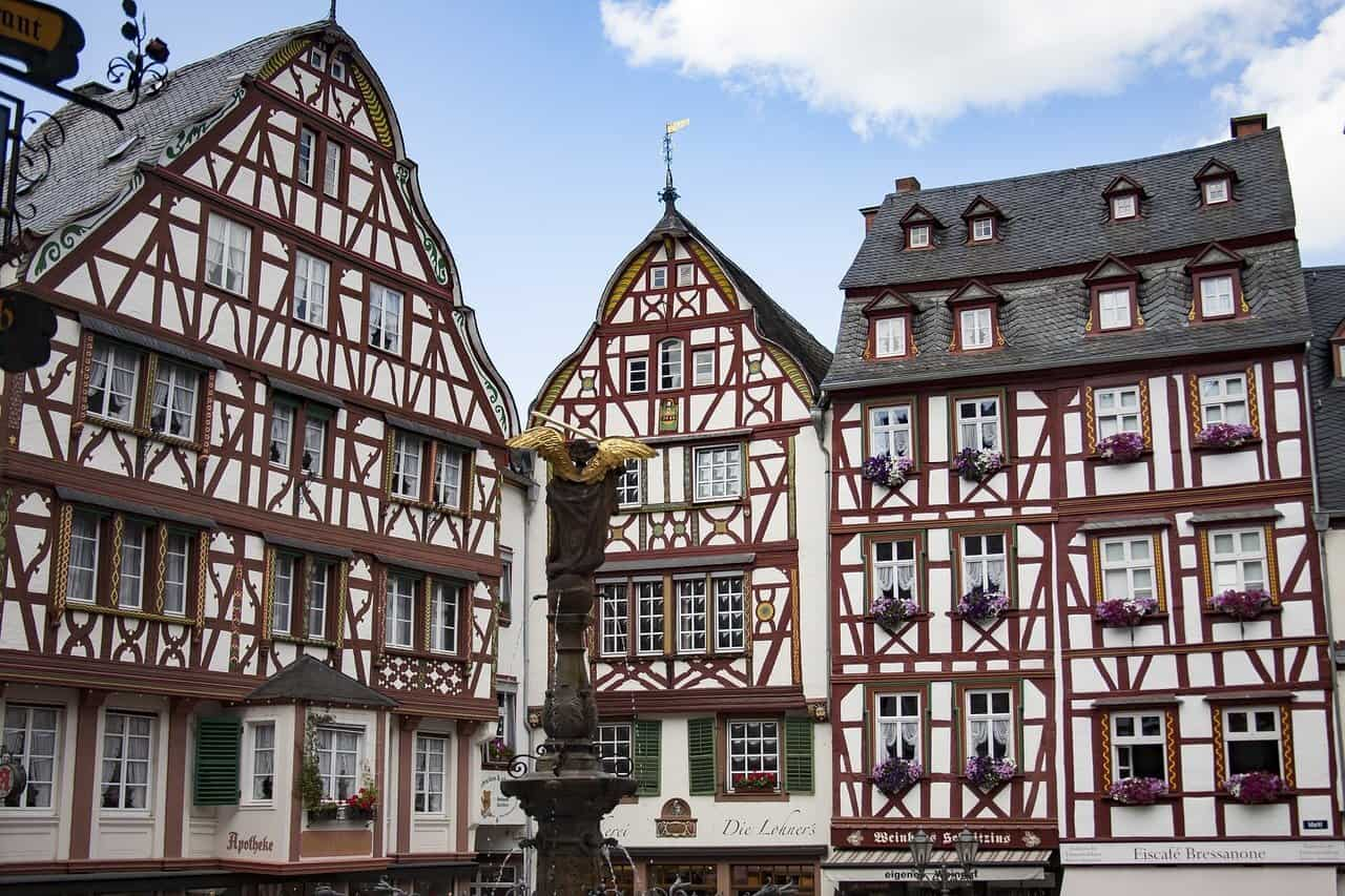 most beautiful towns in Germany