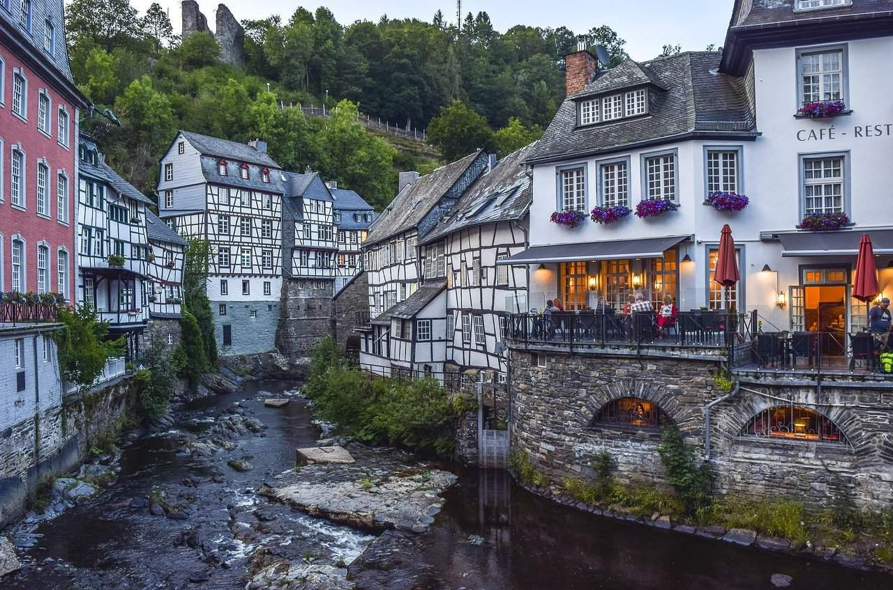 Small Towns in Germany