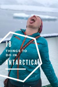 18 Things to do in Antarctica