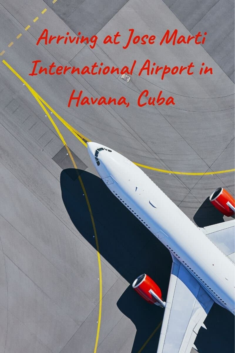 Arriving at Jose Marti International Airport in Havana, Cuba can be overwhelming. Here's what to do step by step #cuba #airport #havana