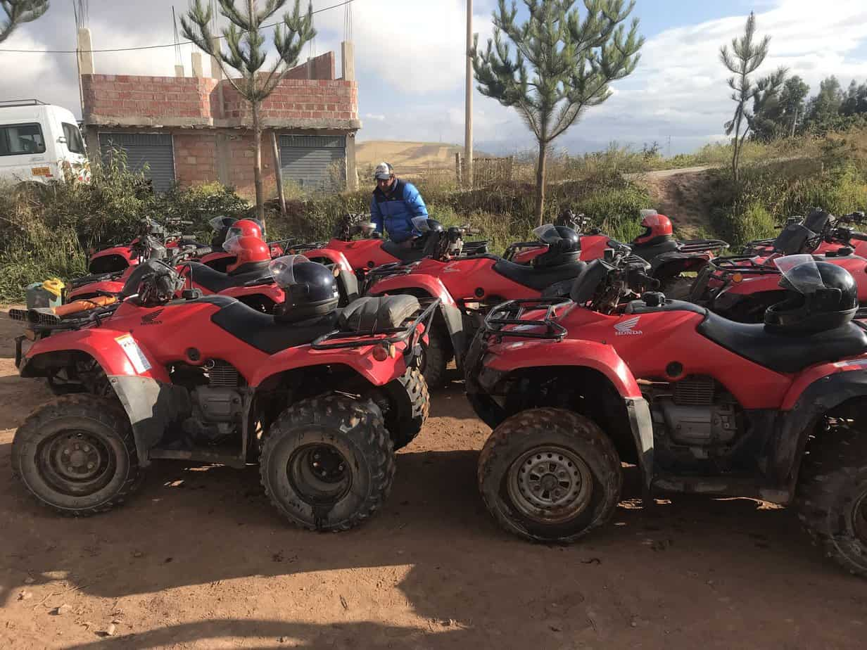 atving the sacred valley