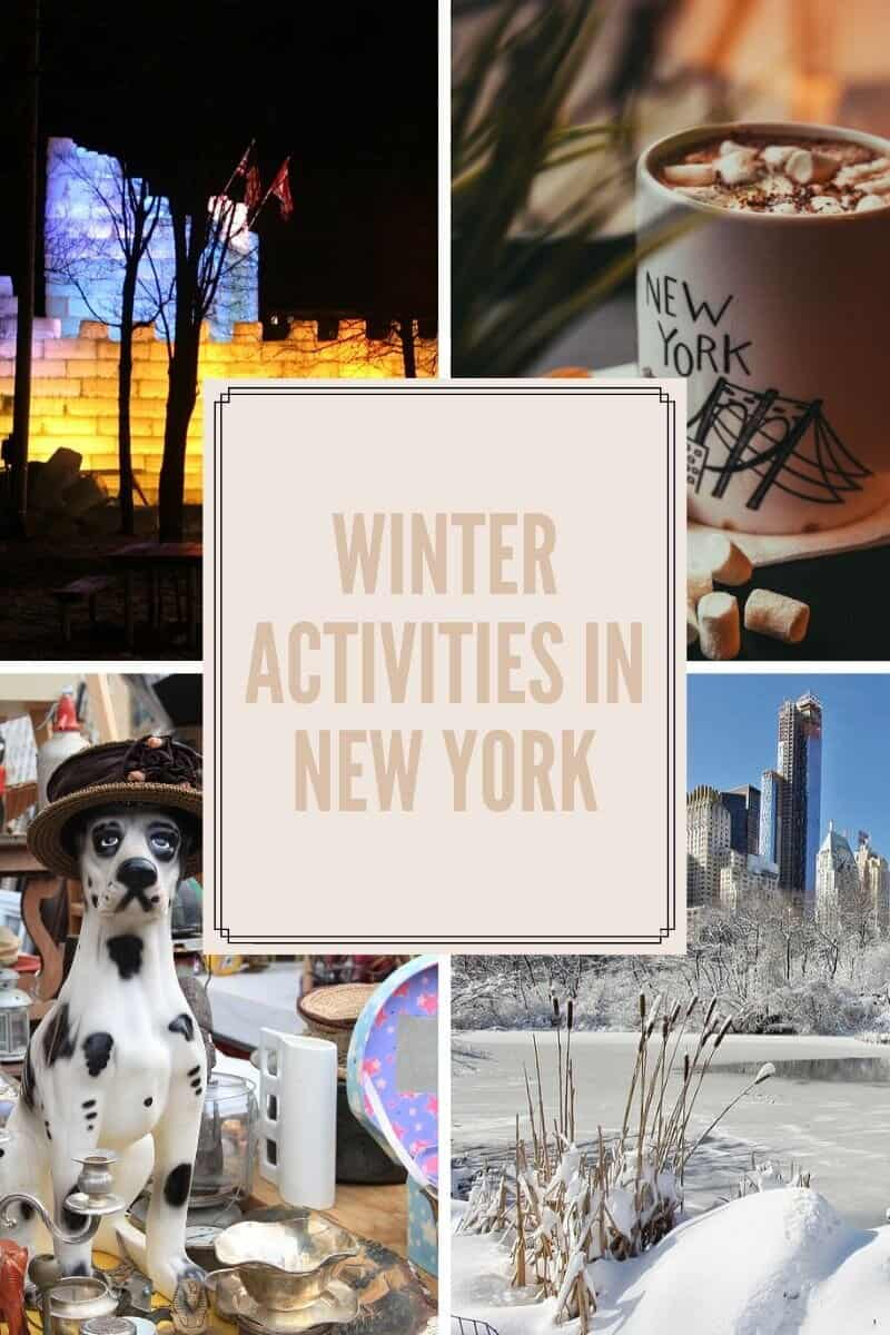 Looking for winter activities in and around New York City? Here are a few of my favorites.