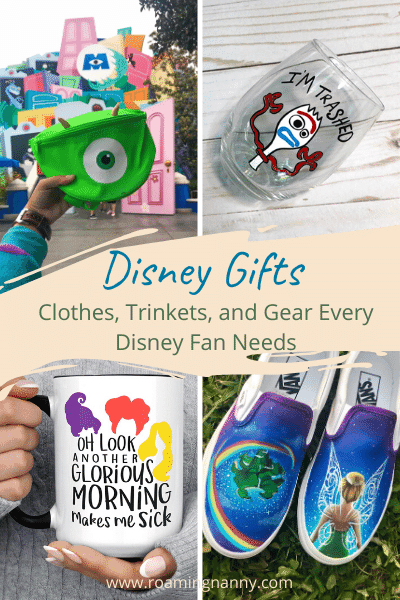 When it comes to Disney gifts there are a lot of options out there. I've put together this collection that any Disney fan would be happy to receive.