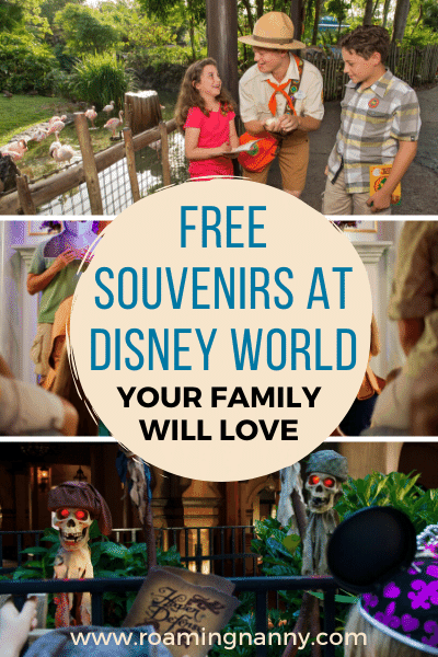 Disney World can be expensive, but there are some free things you can take home with you. Here is a list of Free Souvenirs at Disney World!