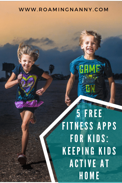 Keeping kids active is so important to their health. Here are 5 free fitness apps for kids to keep them active, moving, and having fun while they do it.