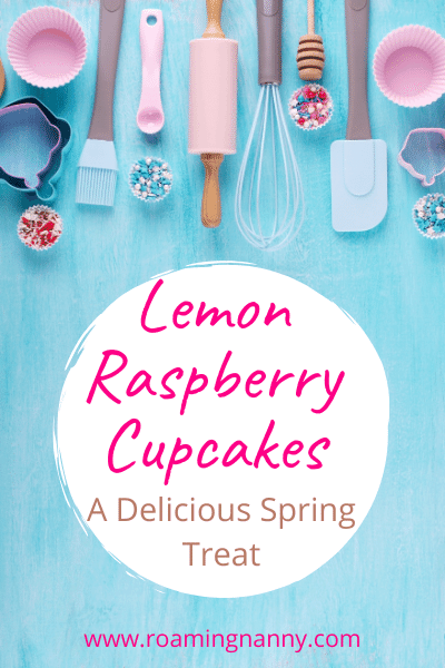 Lemon Raspberry cupcakes make a delicious treat. This easy recipe  will have you baking up a yummy dessert.