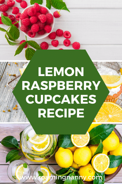 Lemon Raspberry cupcakes make a delicious treat. This easy will have you baking up a yummy dessert.