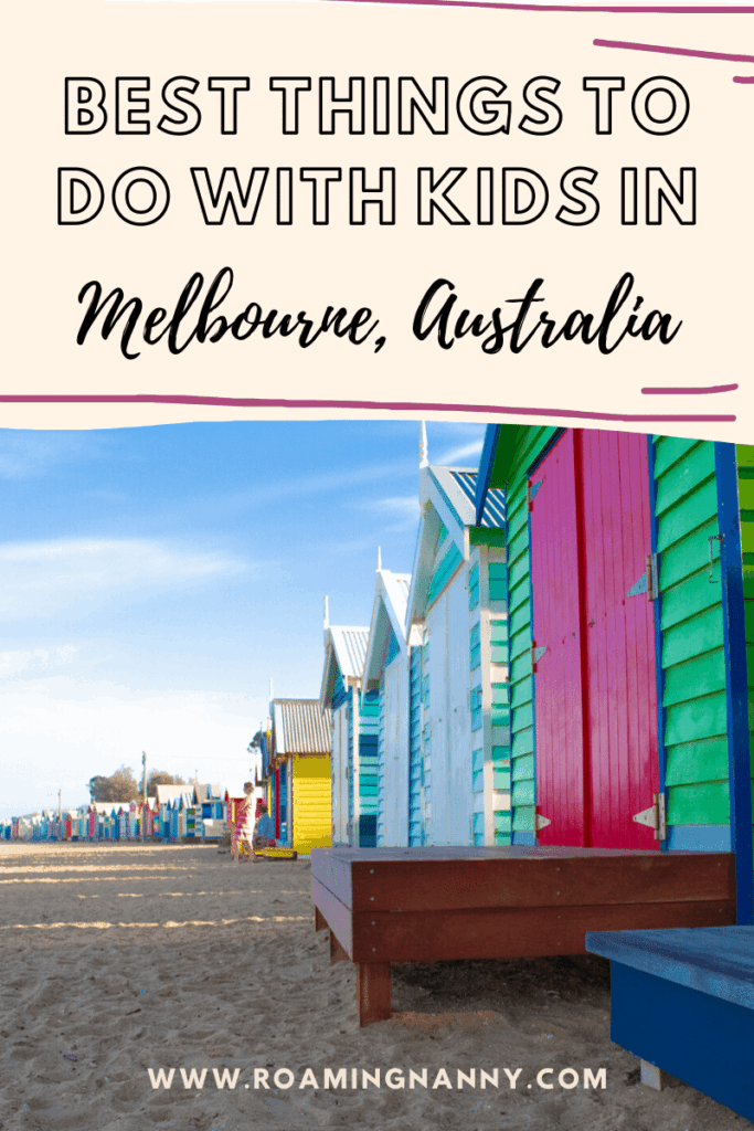 To help you plan your family holiday to Melbourne, this is a list of the best activities in Melbourne for kids, most of which as absolutely FREE.
