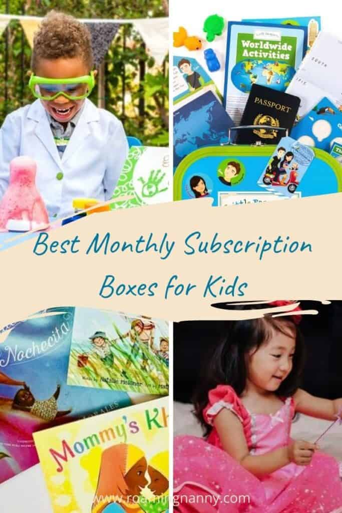 Why not surprise the favorite kid in your life with some mail by ordering a monthly subscription box? These are my favorite monthly subscription boxes for kids spanning topics from travel, science, reading, and just plain fun.