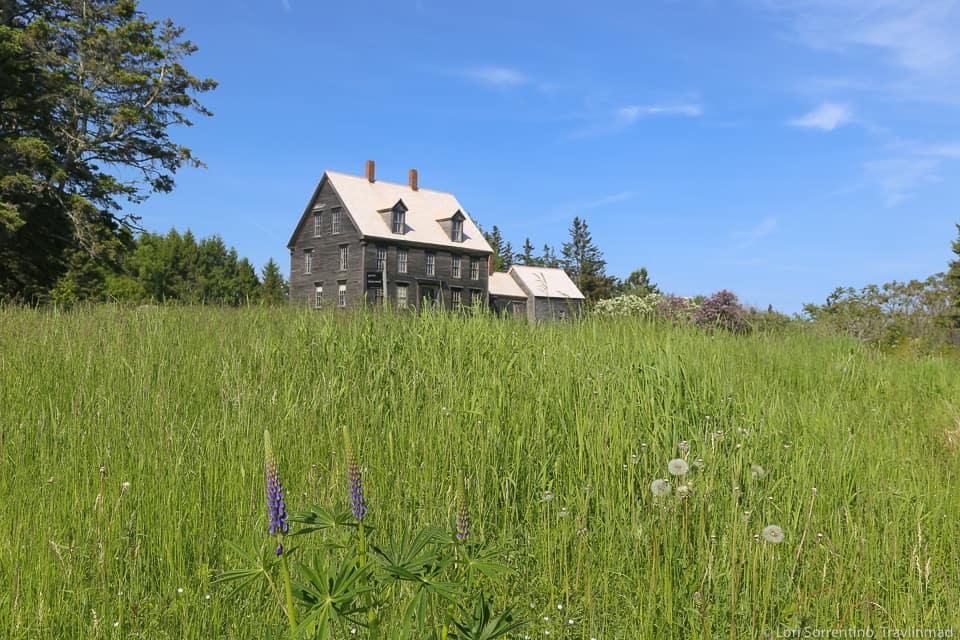 new england - olson house