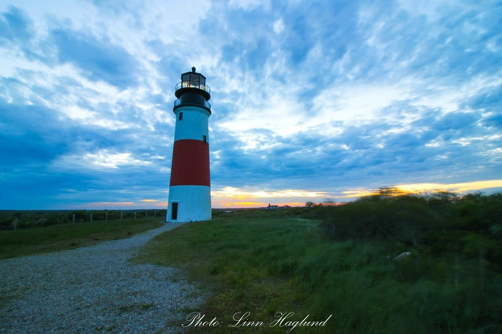 nantucket lighthouse - places to visit in New England