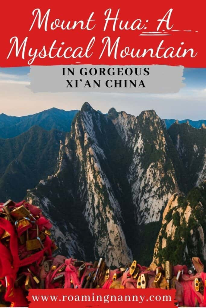 I knew nothing about Mount Hua and The Plank Walk in the Sky when I arrived in China. That changed quickly, and I'm glad it did!