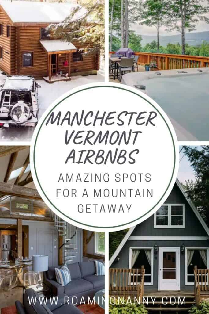 Manchester Vermont is an escape from the real world. Add the an adorable Manchester Vermont AirBnB and you've got an amazing weekend.