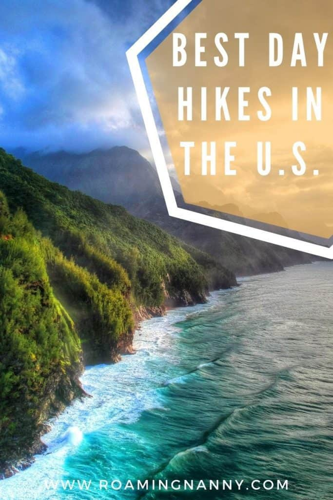 With the help of some amazing women that hike (and blog), here is a list of a few of the best day hikes in the U.S. we know you'll love.