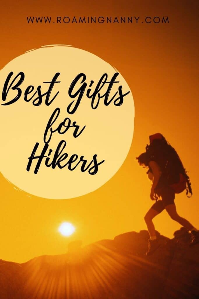 Here are 11 gifts for hikers they'll go head over heels for. All of these gifts fit perfectly inside a backpack for easy packing.
